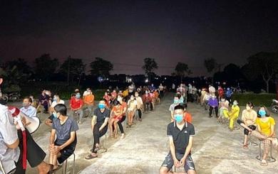 """Nữ nhân viên y tế ở Bắc Ninh bị ngất khi đi lấy mẫu: """"Mồ hôi nhiều đến mức như mới ở dưới nước lên"""""""