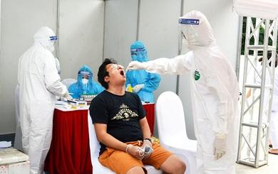 NÓNG: Hà Nội ghi nhận thêm 2 ca dương tính SARS-CoV-2 liên quan BV Bệnh Nhiệt đới TƯ và BV K Tân Triều