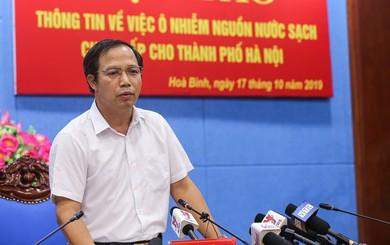Lãnh đạo tỉnh Hòa Bình nói về trang trại lợn vạn con nằm rất gần nhà máy nước sạch sông Đà