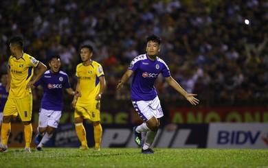 Thành Chung: 'Vô địch V-League, Hà Nội vẫn nhiều mục tiêu phía trước'