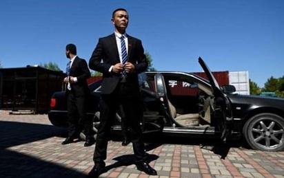 Bên trong lò đào tạo vệ sĩ cho giới siêu giàu ở Trung Quốc