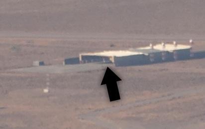 Điều tra vật thể lạ trong 'Khu vực 51' của Không quân Mỹ