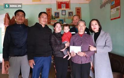 Trao tặng quà Tết cho người phụ nữ ở Thanh Hóa nuốt nước mắt nhốt chồng ở 'phòng giam'