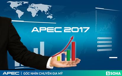 Ấn tượng APEC 8/11: Cơ hội khởi nghiệp nhìn từ bác sửa xe, cô hàng dép