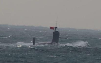 Những chiếc tàu ngầm bí mật tiết lộ kế hoạch lạnh người của Trung Quốc
