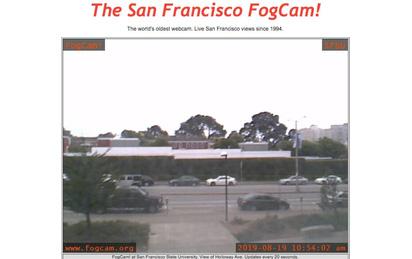 Bạn chỉ còn 11 ngày để xem webcam lâu đời nhất thế giới trước khi nó được tắt hoàn toàn