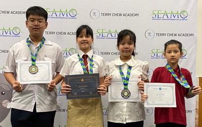 Việt Nam đạt thành tích cao ở vòng thi Quốc tế SEAMO X tại Australia