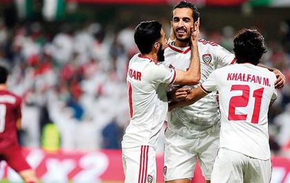 Án treo giò của tuyển UAE mang lại niềm vui lớn thế nào cho HLV Park Hang-seo?
