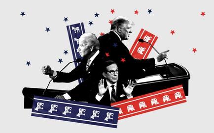 Tổng thống Trump tuyên bố: Joe, tôi ra tranh cử vì ông và ông Obama