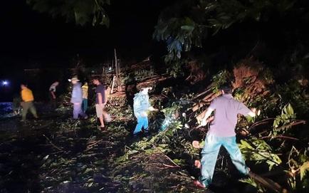 SẠT LỞ Ở QUẢNG NAM: Đã tìm thấy 11 thi thể, còn khoảng 40 người mất tích, tiếp cận hiện trường khó khăn