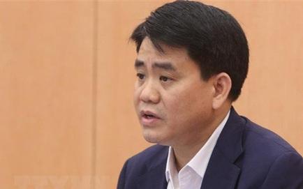 Nếu xác định hành vi đưa 10.000 USD cho cựu cán bộ CA là hối lộ, ông Nguyễn Đức Chung có thể bị xử lý thế nào?
