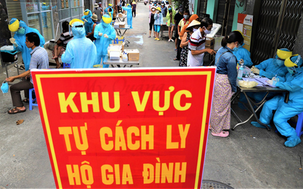 Tiếp viên Vietnam Airlines mắc Covid-19 vi phạm quy định khi cách ly tại nhà