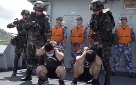 Hành động của Quân giải phóng ngay khi Quốc hội Trung Quốc thông qua luật an ninh Hồng Kông