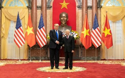 25 năm quan hệ Việt-Mỹ: Tổng thống Trump nói sự phát triển của quan hệ đối tác giữa hai nước là kỳ tích đặc biệt