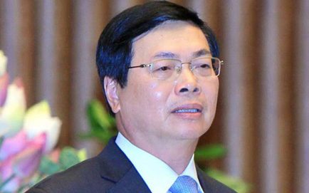 Bộ Công an đề nghị truy tố cựu Bộ trưởng Bộ Công Thương Vũ Huy Hoàng