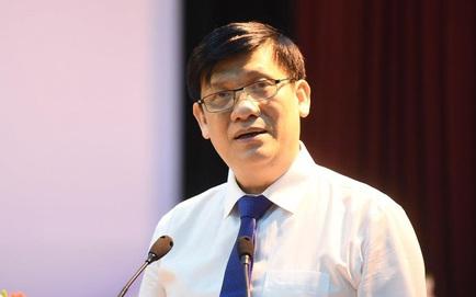 Ông Nguyễn Thanh Long được giao quyền Bộ trưởng Bộ Y tế