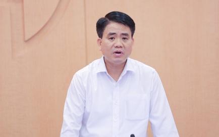 Ông Nguyễn Đức Chung bị tạm đình chỉ để xác minh, điều tra làm rõ trách nhiệm ở 3 vụ án