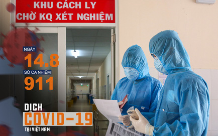 Đà Nẵng cách ly 5 tổ dân phố vì có 12 ca Covid-19; Bệnh nhân ở Hà Nội bị liệt cơ hô hấp, phải thở máy