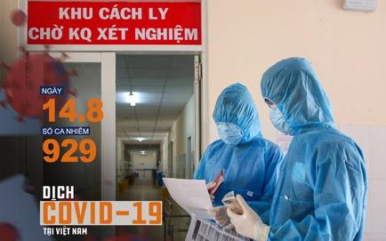 Việt Nam ghi nhận thêm 18 ca Covid-19; 'Có thể từ giờ trở đi sẽ không còn những khoảng thời gian yên bình như trước nữa'