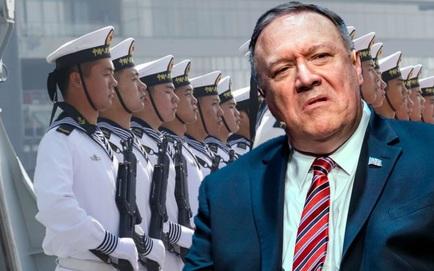 """Mỹ ra đòn trừng phạt mạnh với công ty chủ giàn khoan Hải dương 981 vì """"các hành vi bắt nạt"""" ở Biển Đông"""