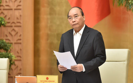 Thủ tướng: Phong tỏa toàn bộ TP Chí Linh, Hải Dương, truy vết thần tốc, khoanh vùng, dập dịch