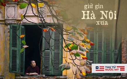 Thư từ nước Mỹ: Cột điện Hà Nội và chuyện phố cổ trong mắt một người Mỹ