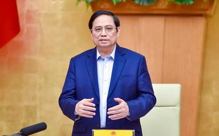 Thủ tướng Phạm Minh Chính: 'Không ai an toàn nếu người khác còn mắc bệnh'