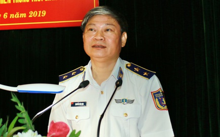 Cách chức Tư lệnh Cảnh sát biển Việt Nam của Trung tướng Nguyễn Văn Sơn