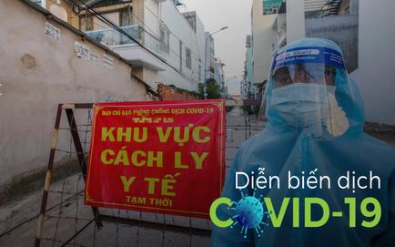 Ổ dịch 'nóng' nhất Hà Nội thêm hàng loạt ca, 4.783 người liên quan. Phát hiện 27 F0 trong nhà máy