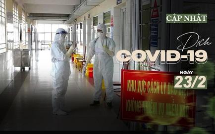 Kiểm tra định vị GPS cho thấy nam điều dưỡng mắc Covid-19 ở Hải Phòng có về Cẩm Giàng; Thêm 1 người bán chậu cây cảnh dương tính SARS-CoV-2