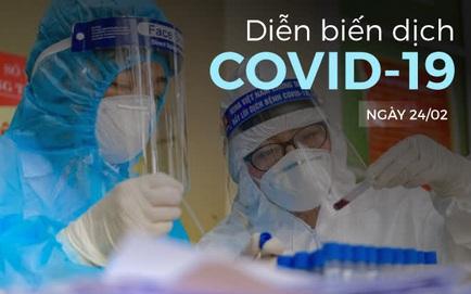 Hải Dương: Một người thường xuyên bán ổi ở chợ Kim Thành nghi nhiễm Covid-19