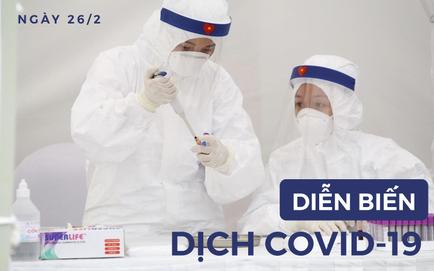Thêm 5 ca COVID-19 mới, 1 ca nhập cảnh trái phép từ Campuchia; Chính phủ ra nghị quyết 8 nhóm được tiêm miễn phí vắc xin Covid-19