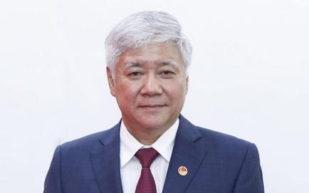 Ông Đỗ Văn Chiến làm Chủ tịch Ủy ban Trung ương Mặt trận Tổ quốc Việt Nam