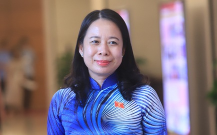 Chủ tịch nước Nguyễn Xuân Phúc đề cử Bí thư An Giang Võ Thị Ánh Xuân để bầu Phó Chủ tịch nước