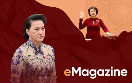Dấu ấn nhiệm kỳ của nữ Chủ tịch Quốc hội đầu tiên trong lịch sử