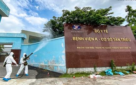 Ca bệnh ở chung cư Đại Thanh đã đến khám ở Bệnh viện Bạch Mai và 2 bệnh viện khác