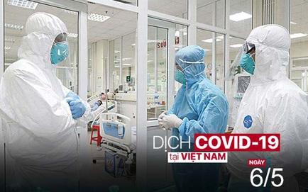 BV Bệnh Nhiệt đới Trung ương có 22 ca mắc Covid-19; 2 người ở TP HCM qua Campuchia test nhanh dương tính với SARS-CoV-2