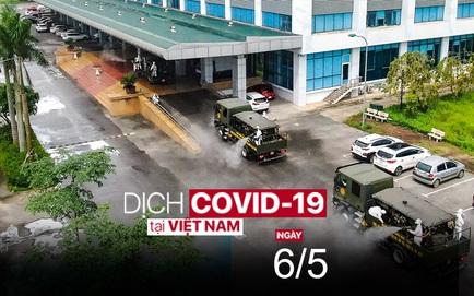 Bộ Y tế ghi nhận thêm 56 ca mắc Covid-19 trong cộng đồng; Ca dương tính mới nhất ở Hải Dương đã tới chùa Tam Chúc