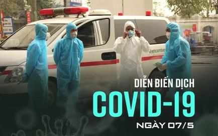 Nam Định có ca đầu tiên dương tính SARS-CoV-2; Trong sáng nay có 10 ca dương tính, Hà Nội phong tỏa thôn hơn 2.000 dân