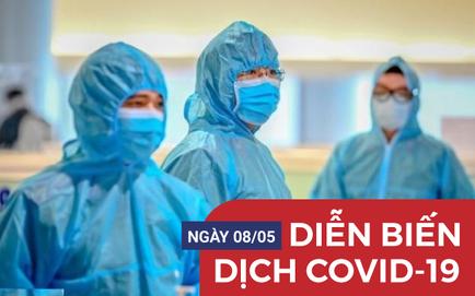 Từ 0h-10h sáng nay, Hà Nội phát hiện 8 ca dương tính ở cộng đồng; Ca tử vong sau tiêm vắc xin COVID-19: Sốc phản vệ trên nền cơ địa quá mẫn với non steroid