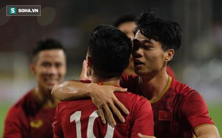 TRỰC TIẾP Malaysia vs Việt Nam: Văn Hậu, Trọng Hoàng, Xuân Trường, Công Phượng đá chính