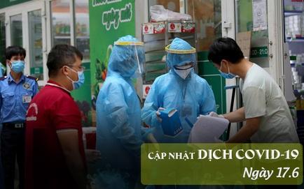 Có 503 ca mắc COVID-19 trong hôm nay; Một nhân viên LHQ mắc COVID-19 đưa đến Việt Nam điều trị khẩn cấp bằng máy bay riêng