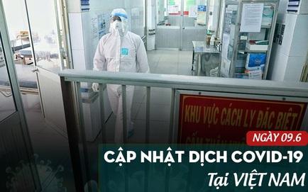 Cán bộ ở Bộ chỉ huy Quân sự tỉnh Hà Tĩnh mắc COVID-19; Đã xác minh được nguồn lây nhiễm Covid-19 cho 2 mẹ con ở Sài Gòn