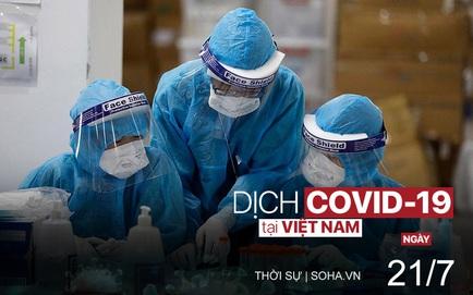 Hà Nội phát hiện 26 ca dương tính, 3 ca do sàng lọc cộng đồng. Thêm 1.739 ca COVID-19, TP.HCM chuẩn bị tình huống siết chặt Chỉ thị 16