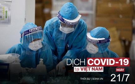 Một sản phụ 28 tuổi nhiễm COVID-19 tử vong. Khoảng 100 cán bộ, học viên cơ sở cai nghiện Bố Lá dương tính SARS-CoV-2.