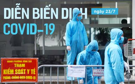 """1 hộ dân cho 20 người Trung Quốc nhập cảnh """"chui"""" lưu trú tại nhà; Cận cảnh Quân đội phun khử khuẩn toàn TP.HCM sáng nay"""
