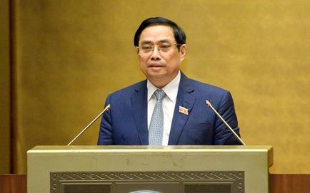 Quốc hội thông qua cơ cấu Chính phủ nhiệm kỳ mới có 18 Bộ và 4 cơ quan ngang Bộ