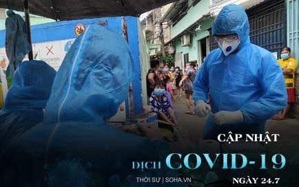 Hà Nội đóng cửa ngõ ra vào thành phố, nhiều xe phải quay đầu. Thêm 3.991 ca mắc COVID-19, riêng TP.HCM 2.070 ca