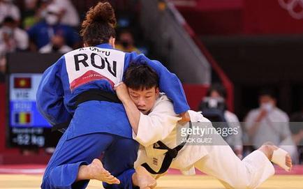 TRỰC TIẾP Olympic ngày 25/7: Nữ võ sĩ Việt Nam thất bại trước nhà Á quân thế giới