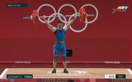 TRỰC TIẾP Olympic ngày 25/7: Lực sĩ Thạch Kim Tuấn đang thi đấu, sẽ có huy chương cho Việt Nam?